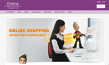 Website Design, Website Development, Industrial Training, E-commerce